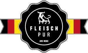 FLEISCHPUR and more Logo
